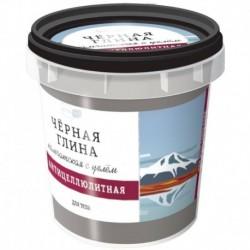 'Натуралист' Черная глина для тела 'Камчатская' антицеллюлитная, 155 мл