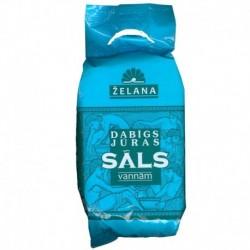 Морская соль натуральная для ванн. 1кг