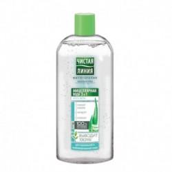 Мицеллярная вода '3 в 1' для нормальной и комбинированной кожи. 400 мл