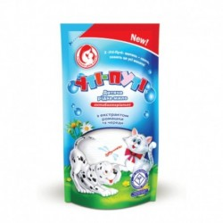 Мыло жидкое детское Ути-Пути сменный пакет череда и ромашка, 300 мл