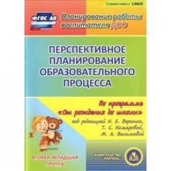 Перспективное планирование по программе 'От рождения до школы'. Вторая младшая группа (CD)