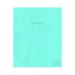 Тетрадь ученическая (12 листов, А5, косая линейка)