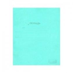 Тетрадь ученическая (12 листов, А5, крупная клетка)