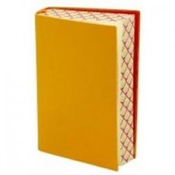 Ежедневник недатированный 'Сариф' (А6, желтый) (42576)