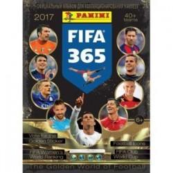 Альбом для наклеек 'FIFA 365 2017 - The Golden World of Football'