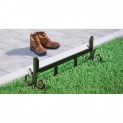 Чистилка для обуви кованая 'Дачная мини', 24x70x23 см