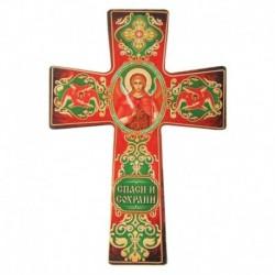 Крест с подвесом 'Икона Архангела Михаила'