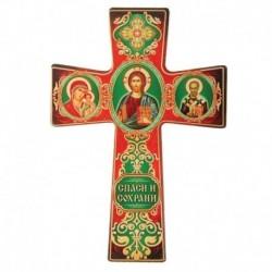 Крест с подвесом 'Триптих'