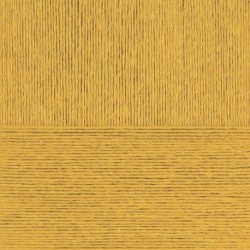 Льняная шерсть. Цвет 447-Горчица. 5x100 г.
