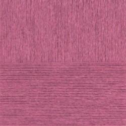 Льняная шерсть. Цвет 525-Св.слива. 5x100 г.