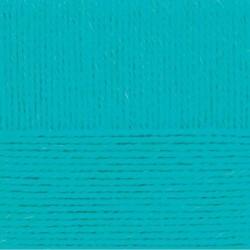Народная традиция. Цвет 223-Св.бирюза. 10x100 г.
