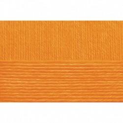 Народная классика. Цвет 485-Жёлтооранжевый. 5x100 г.