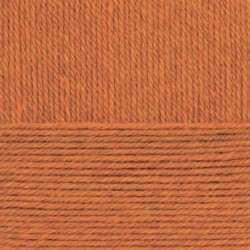 Носочная пряжа. Цвет 34-Золото. 10x100 г.