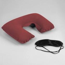 Набор путешественника: подушка для шеи, маска для сна