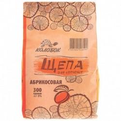 Щепа для копчения «Колобок» абрикосовая, 300 г