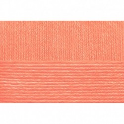 Школьная. Цвет 18-Персик. 5x50 г.