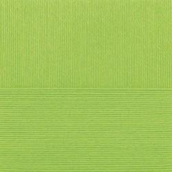 Школьная. Цвет 252-Зеленый горошек. 5x50 г.