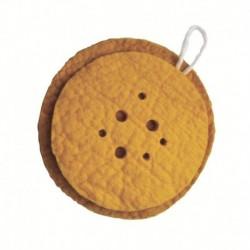 Войлочная подставка под горячее 'Желтый сыр'