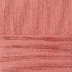 Выгодный носок. Цвет 351-Св.коралл. 5x100 г.