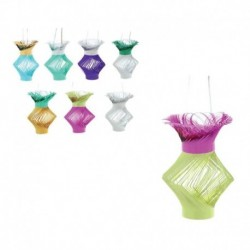 Новогоднее украшение 'Амфора' 7 см (цвет в ассортименте)