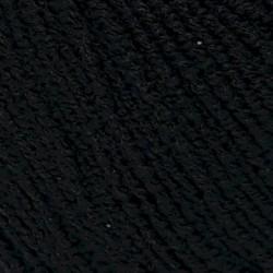 Рельефная. Цвет 02-Черный. 5х50 г
