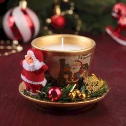 Свеча подарочная 'Merry Christmas'