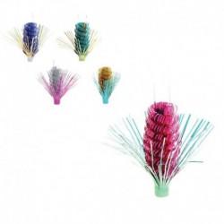 Новогоднее украшение 'Подвеска' цвет в ассортименте