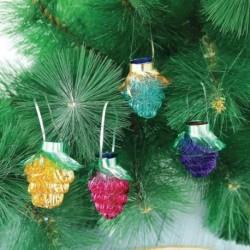 Украшение новогоднее 'Ягодка', цвет в ассортименте