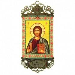 Икона-хоругвь 'Господь Вседержитель'