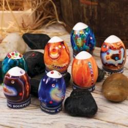 Пасхальный набор для украшения яиц «Самоцветы»