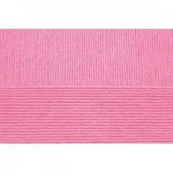 Детский хлопок. Цвет 11-Яр. Розовый. 5x100 г
