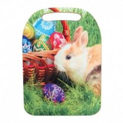 Доска разделочная 'Пасхальный кролик' 29x21 см