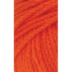 Классическая авоська. Цвет 189-Яркооранжевый. 2x100г
