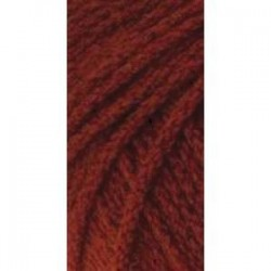 Классическая авоська. Цвет 487-Красное дерево. 2x100г