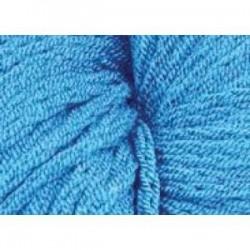 Семейная авоська. Цвет 222-Голубая бирюза. 1x100г