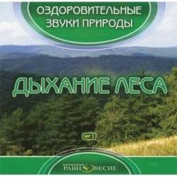 CDmp3 Дыхание леса