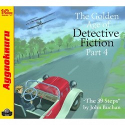 CDmp3 The Golden Age of Detective Fiction. Part 4