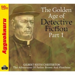 CDmp3 The Golden Age of Detective Fiction. Part 1