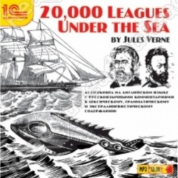 CDmp3 20000 Leagues Under The Sea (by Jules Verne)