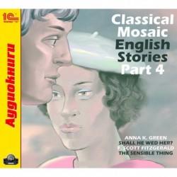 CDmp3 Classical Mosaic. English Stories. Part 4