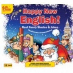 CDmp3 Happy New English! (Best funny stories)