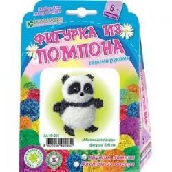 Набор 'Маленькая панда' (пряжа+бисер)
