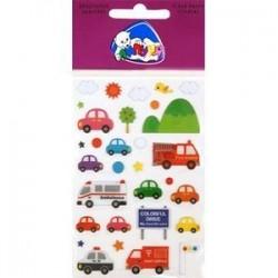 Наклейки детские 'Игрушки 2' (CPS013)