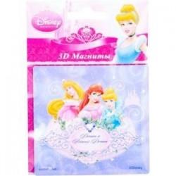 3D магнит Принцессы MARRPS