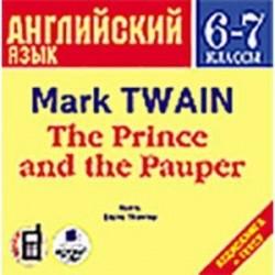 CDmp3 Английский язык. 6-7 классы. Принц и нищий