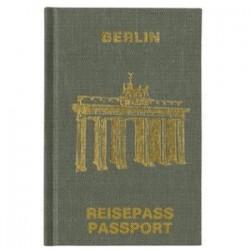 Книга для записей 'Берлин'. (60576)