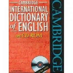 International dictionary of English (CD-ROM)