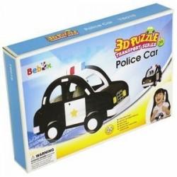 Конструктор мягкий 'Полицейская машина'