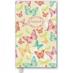 Записная книжка 'Ажурные бабочки'