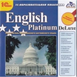 CDpc English Platinum DeLuxe